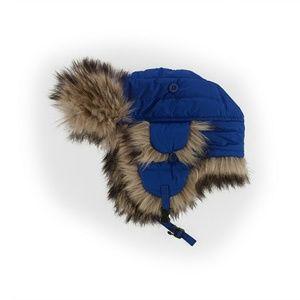 New tags Polo Ralph Lauren fake fur kids hat